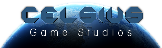 Celsius Game Studios Logo